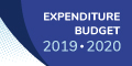 Expenditure Budget 2019-2020.